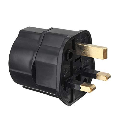 HappyL Productos eléctricos Adaptador de Enchufe de Viaje de Poder Universal Conversión...