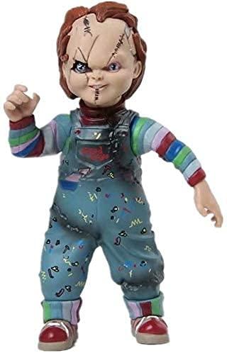 ZHNGG Neue Kinderspielfigur Chucky Figur Actionfigur Actionfigur