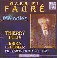 Fauré - Mélodies