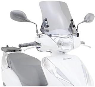デイトナ バイク用 スクリーン リード125 ウインドシールド HCシリーズ ロング クリアー 78608
