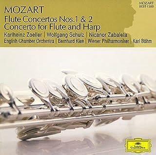 モーツァルト:フルート協奏曲第1番&第2番
