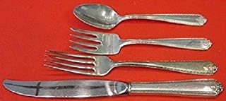 Lady Hilton By Westmorland Sterling Silver Regular Size Place Setting(s) 4pc