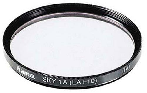 Hama Skylight- und Schutzfilter, 8-fach Vergütung, Für 55 mm Foto-Kameraobjektive, HTMC