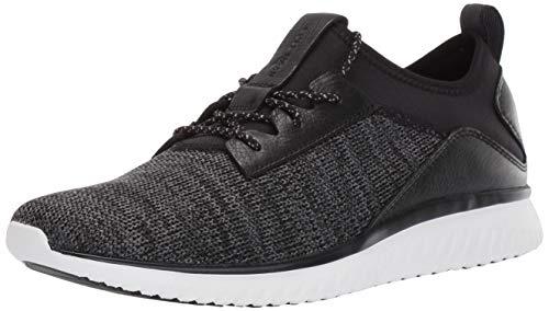 Cole Haan Herren Grand Motion Knit Sneaker Turnschuh, schwarz, 42 EU