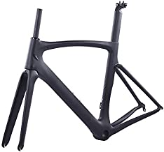 Aero Carbon Road Bike Frame Chinese Carbon Road Frame Cycling Bicicleta Road Bicycle Frame with Fork Seatpost