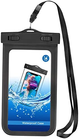 Bag Underwater Waterproof Case Floating Cover Touch Screen IPX8 Pouch X8V for Kyocera Brigadier product image