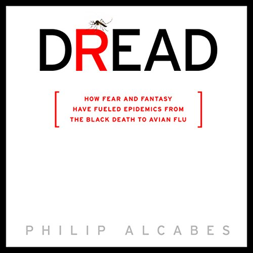 Dread audiobook cover art