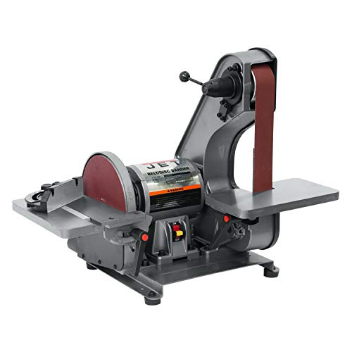 JET J-41002 2'x42' Bench Belt and Disc Sander (577004)