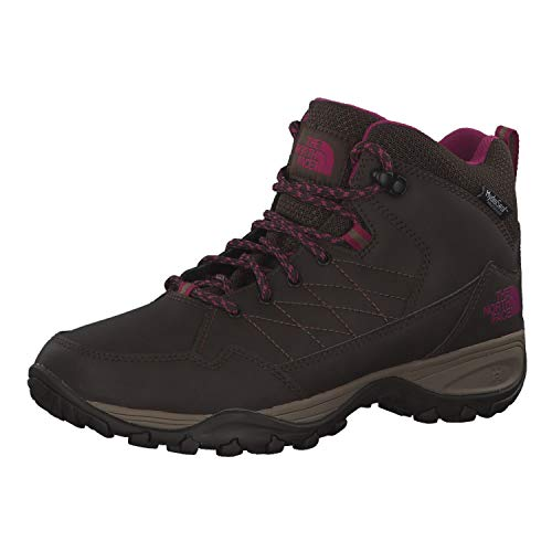 THE NORTH FACE W Storm Strike 2 WP, Botas de Senderismo para Mujer, Marrón (Coffee Brown/Fossil GTJ), 37.5 EU