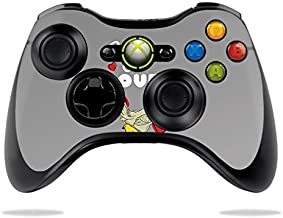 MightySkins Skin Compatible with Microsoft Xbox 360 Controller - Crazy Chicken Lover | Protective, Durable, and Unique Vinyl wrap Cover | Easy to Apply, Remove, and Change Styles | Made in The USA