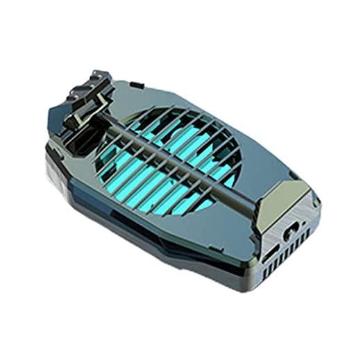 H15 USB enchufe en ventilador de enfriamiento silencioso del juego del refrigerador del teléfono móvil para Iphone