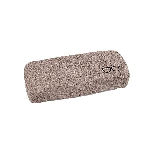 CGDX Estuche Gafas, Estuche Gafas Rigido Estuche Rígido Portátil Para Gafas de sol Estuche Para Gafas de sol Almacenamiento