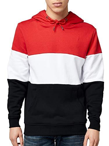 Sudadera con capucha para hombre de manga larga con cordón y bolsillos Kanga Outwear