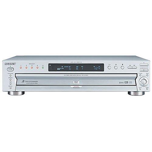 Fantastic Prices! Sony DVP-NC655P/S Progressive-Scan 5-Disc DVD Changer (Silver)