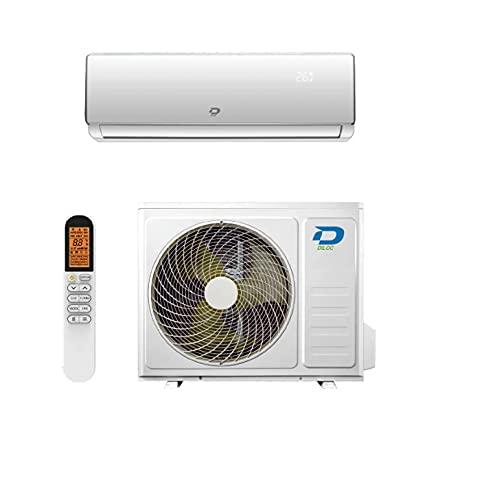 Diloc Climatizzatore 12000 Btu A++/A+ Gas R32 Pompa di calore
