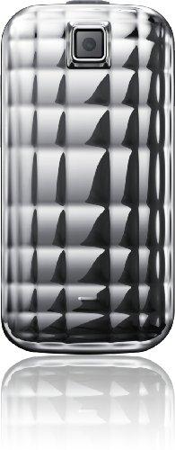 Samsung Glamour S5150 Handy metallic-Silver