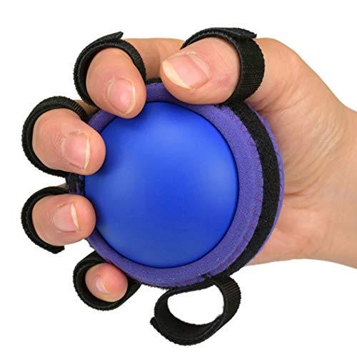 Fansport Grip Ball Stretch Finger üBung Ball Grip Sport Ball FüR Handtraining