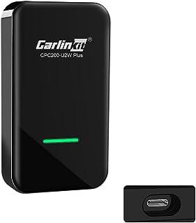 Carlinkit3.0 A-p-ple carplay - Dongle inalámbrico compatible con coche con cable de fábrica para modelos de coches 2016-20...