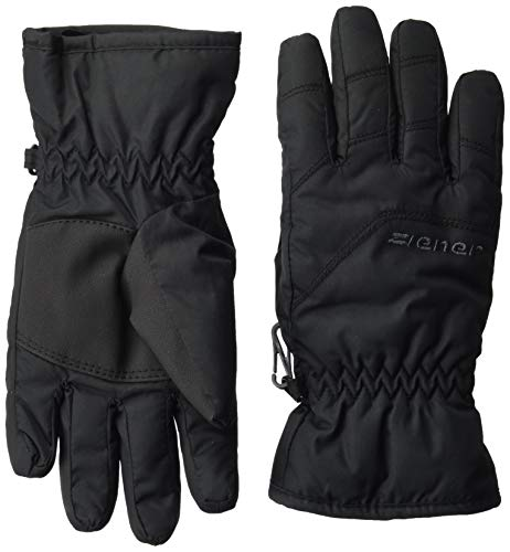 Ziener Kinder Lando Glove junior Ski-Handschuhe/Wintersport, black, 6 (L)