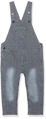 Noppies Baby-Jungen B Dungaree Pants Slim Rehoboth y/d STR Latzhose, Mehrfarbig (Patriot Blue P017), 62
