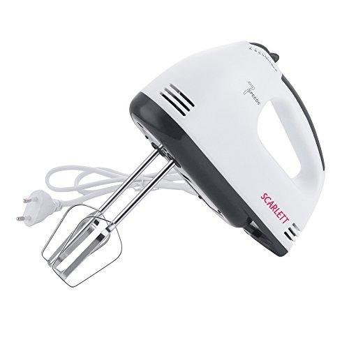 Blanco A Mano Eléctrica batidor a velocidad ajustable 220V-50Hz