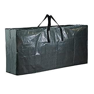 THE TWIDDLERS Bolsa de Almacenamiento para Árbol de Navidad – Christmas Tree Bag – Funda para Almacenaje de Adornos, Accesorios Festivos – para Ornamentos Navideños – Dimensiones 25cm x 120cm x 43cm