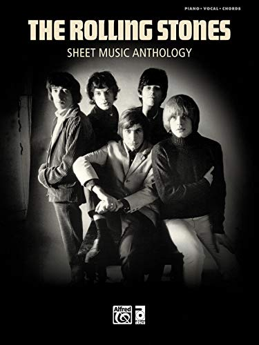 The Rolling Stones Sheet Music Anthology: Piano/ Vocal/ chords