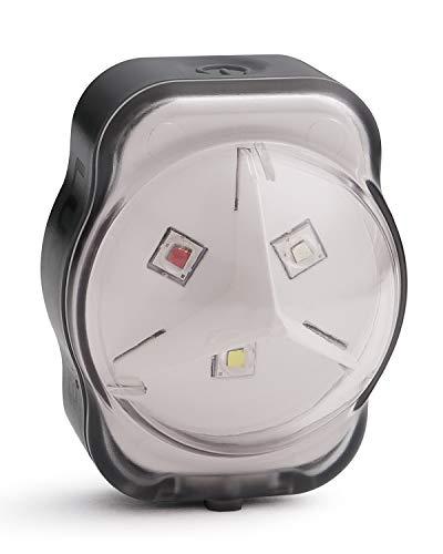 LUCORB Drone Strobe FAA Anti-Collision Lights Drone Led Night Light 3 Colors, Heading Indication/Battery Indicators Fits DJI Mavic Mini,Mavic Air 2, Mavic Pro, Phantom
