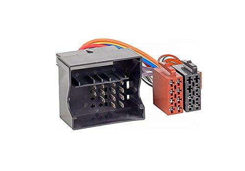 Audioproject A175 - Radioadapter Quadlock - ISO kompatibel für Ford Fiesta Focus C-Max S-Max Mondeo Galaxy Kuga - BMW 1 3 5 X1 X3 X5 Mini Auto-Radio Adapter Stecker