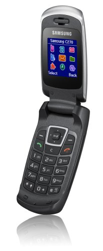 Samsung SGH-C270 White-Silver Handy