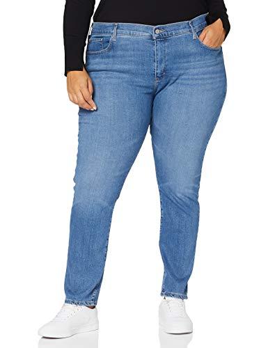 Levi's Plus Size Damen 311 Pl Shaping Skinny Jeans, Rio Falls Plus, 22 M