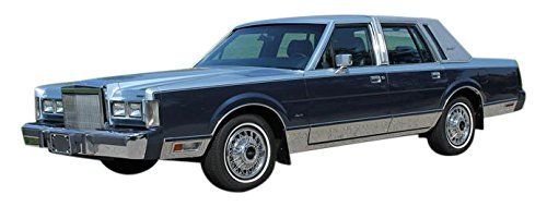 Amazon Com 1988 Lincoln Town Car Reviews Images And Specs Vehicles