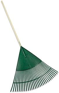 AMES COMPANIES, THE 163123900 Thumb Poly Lawn Rake, 30-Inch, Green