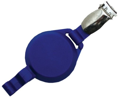Jojo YoYo3 mit Hosenträger-Clip & Kartenhalterung, Blau