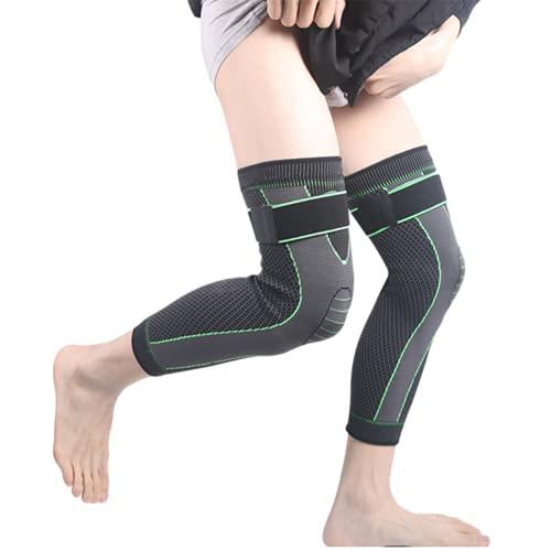 Rodillera Soporte Rodillera Patella Estabilizador Compresión para Corre Deportes para Alivio el Dolor en Las Artritis y Desgarro de Meniscos - para Hombres y Mujeres (Size:XL)