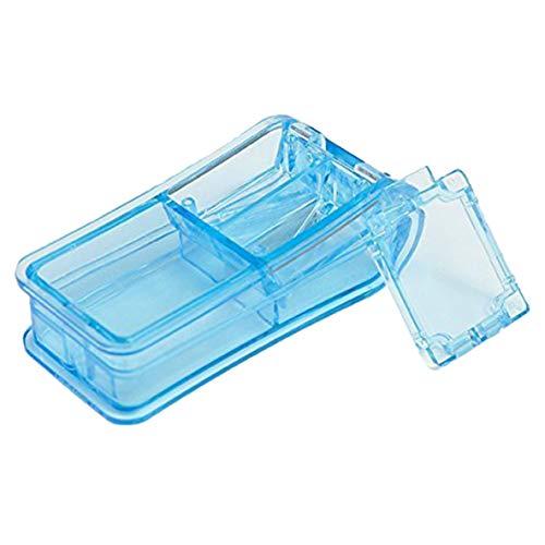 Rouku Schneidgerät kann Tablet Splitter Transparente Schneidbox Kunststoff Dispensing Box Professional reparieren