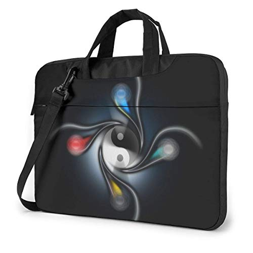 XCNGG Laptop Bag Carrying Laptop Case, Easter Egg Computer Sleeve Cover with Handle, Business BriefcaseBag for Ultrabook, MacBook, Asus, Samsung, Sony, Notebook 13 inch