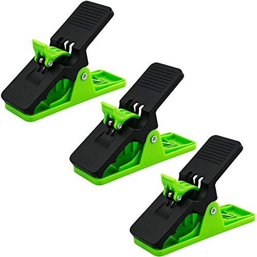 Cigar Holder Clip - Green Cigar Minder - 3 Pack