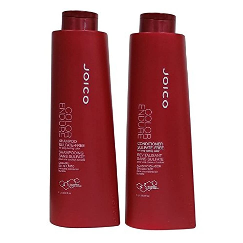 Joico Color Endure Shampoo & Conditioner Sulfate Free Duo set 33.8 oz