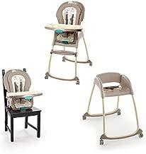 Ingenuity Trio 3-in-1 Deluxe High Chair-Sahara Burst by Ingenuity