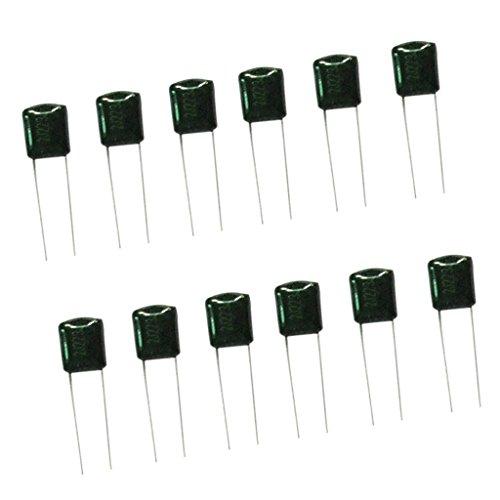joyMerit Condensador de Película de Poliéster 160x 630v-Varios Valores Cables Radiales POST de 1a CLASE