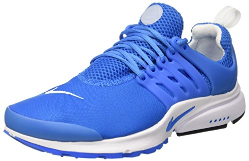 Nike Air Presto Essential, Entrenadores Hombre, Turquesa (Photo Blue/Photo Blue/White/Black), 40 EU