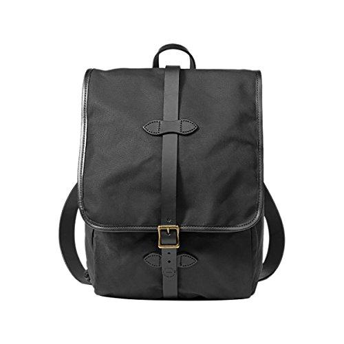 Filson Rucksack aus Zinn, schwarz (Schwarz) - 70017