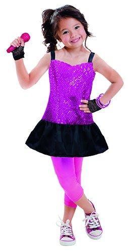 Christys - 997572 - Déguisement Et Accessoires pour Enfant - Pop Star
