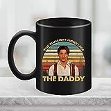 The Mummy More Like The Daddy Vintage Mug Rick O'Connell Lovers Ceramic Coffee Mug Mummy Lovers Mug