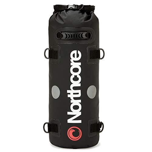 Northcore Bolsa Seca Negra - 10L, 20L, 30L y 40L (30L)