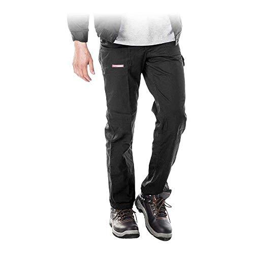 REIS SPMB_50 Master - Pantaloni protettivi, Taglia 50, Colore: Nero