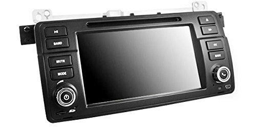 Dynavin DVN-E46 N6 Navigationsgerät inkl. Navigationssoftware