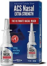 Results RNA ACS 200 Colloidal Silver Extra Strength | Advanced Nasal Spray For Highly Effective Immune System Support - 1oz Nasal Spray Bottle (Packaging may vary)