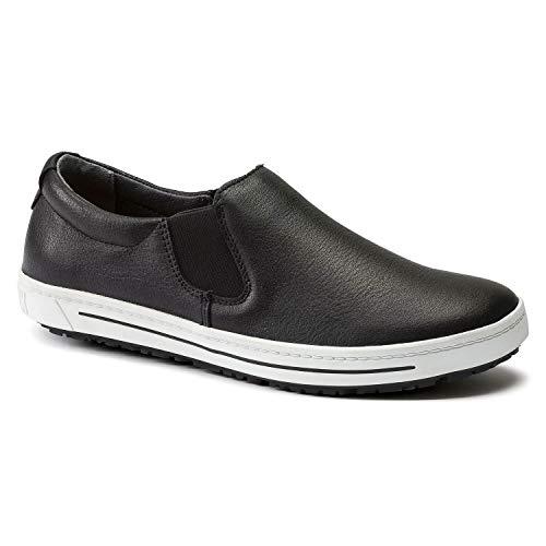 Birkenstock Chaussures de sécurité Cuir QO400 Antistatique - Noir - 40